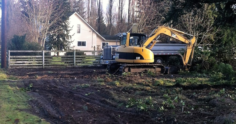 Excavation Trucking Site Prep And Landscaping Services
